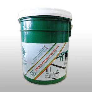 cemento marino plastico