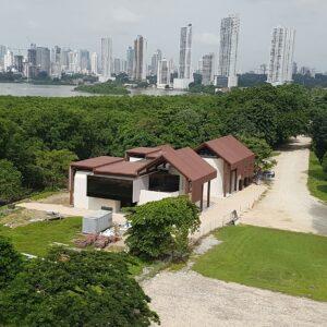 Edificio de Museo de Panamá Viejo